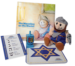 Maccabee Hanukkah Gift Set_products