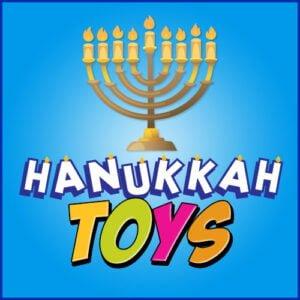 Hanukkah Toys