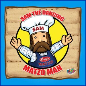 Streit's Sam The Matzo Man
