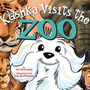 Kushka Visits the Zoo book