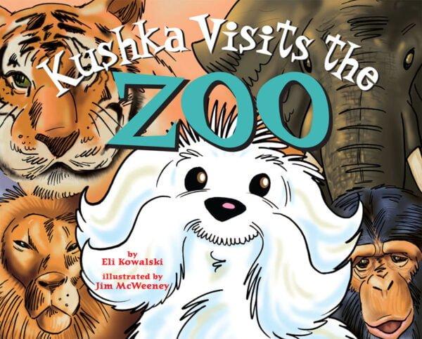 Kushka Visits the Zoo book