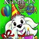 Kushka's surprise birthday
