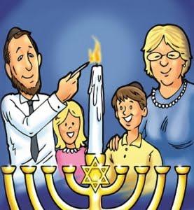 Maccabees Hanukkah Story lighting shamash candle 1 277x300
