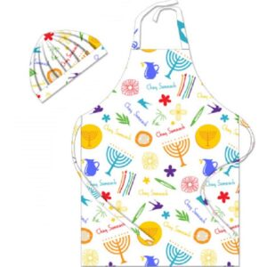 Medium Apron with Hat