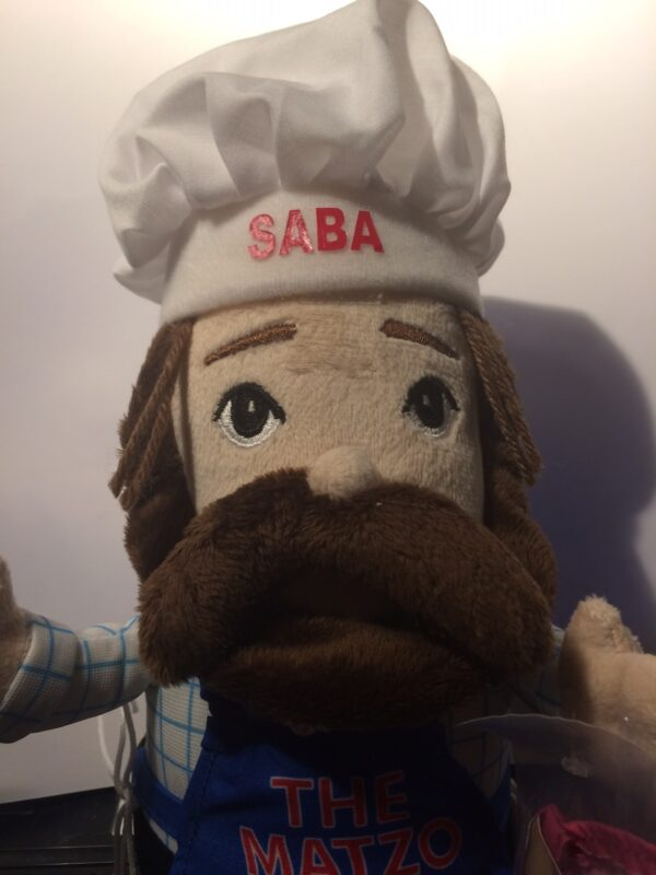 Personalized Hat For Sam The Dancing Matzo Man