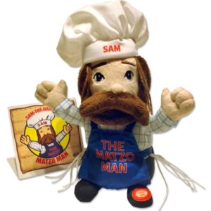 "Sam the ""Original"" Matzo Man"