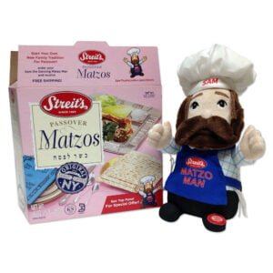 "Streit's Sam the ""Original"" Matzo Man"