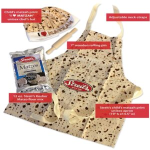 Streit's Do It Yourself Matzah Baking Kit for Children