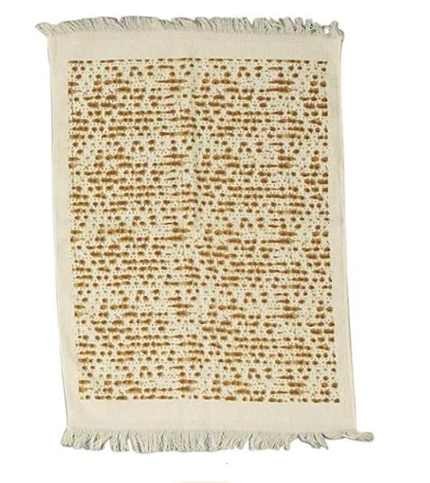 Matzah Cloth Dish Towel