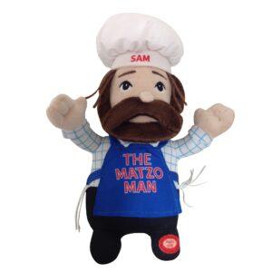"""Sam the """"Original"""" Matzo Man"""