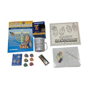 Assorted Hanukkah Themed Activities |