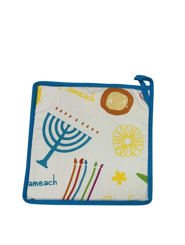 Hanukkah pot holder