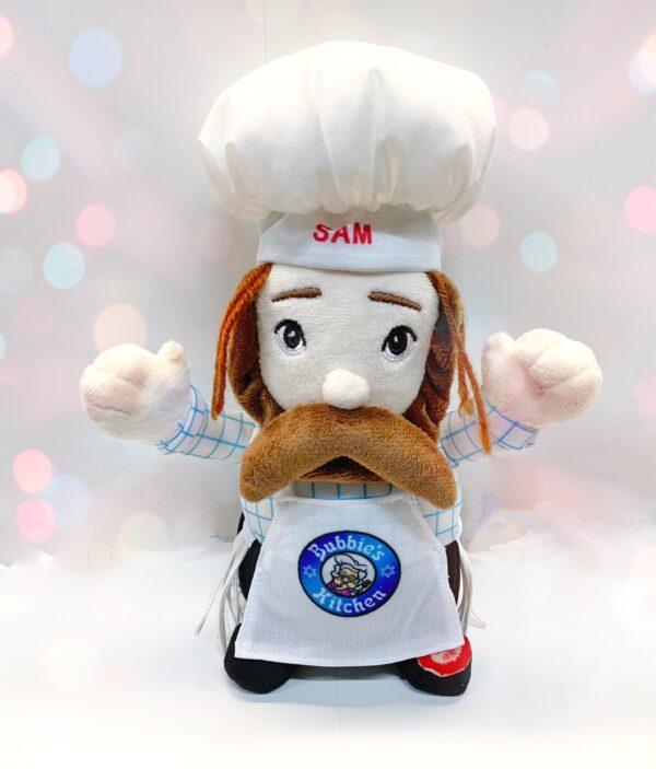 Bubbies Kitchen Matzah Man