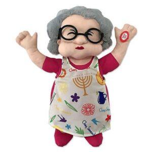 My Yiddishe Bubbie